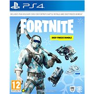 Fortnite: Deep Freeze Bundle - PS4 - Konzoljáték