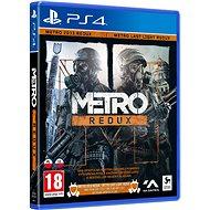 Metro Redux - PS4 - Konzol játék