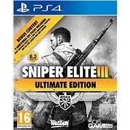 Sniper Elite 3 Ultimate Edition - PS4