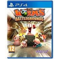 Worms Battlegrounds - PS4 - Konzol játék