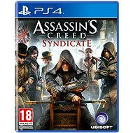 Assassins Creed: Syndicate  - PS4 - Konzol játék