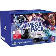 PlayStation VR Mega Pack PS4-hez (PS VR + kamera + 5 játék) - Virtuális valóság szemüveg