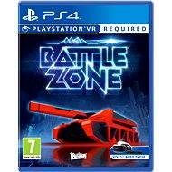 Battlezone - PS4 VR - Konzoljáték