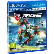 RIGS - PS4 VR - Konzoljáték
