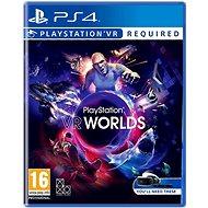VR Worlds - PS4 VR - Konzoljáték