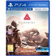 Farpoint - PS4 VR - Konzol játék