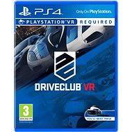 Driveclub VR - PS4 VR - Konzoljáték