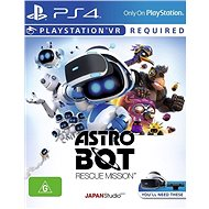 Astro Bot Rescue Mission - PS4 VR - Konzoljáték