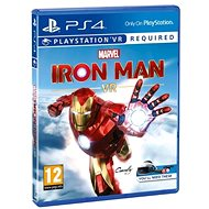 Marvels Iron Man VR - PS4 VR - Konzoljáték