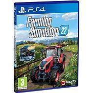 Farming Simulator 22 - PS4 - Konzol játék