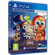 The Curious Tale of the Stolen Pets - PS4 - Konzol játék