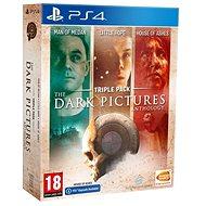 The Dark Pictures Anthology: Triple Pack - PS4 - Konzol játék