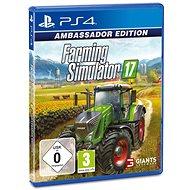 Farming Simulator 17: Ambassador Edition - PS4 - Konzol játék