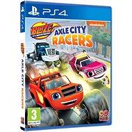 Blaze and the Monster Machines: Axle City Racers - PS4 - Konzol játék