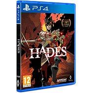 Hades - PS4 - Konzol játék
