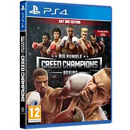 Big Rumble Boxing: Creed Champions - Day One Edition - PS4 - Konzol játék