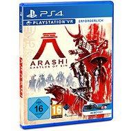 Arashi: Castles of Sin - PS4 VR - Konzol játék