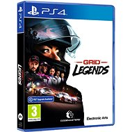 GRID LEGENDS - PS4 - Konzol játék