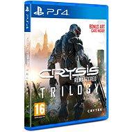 Crysis Trilogy Remastered - PS4 - Konzol játék