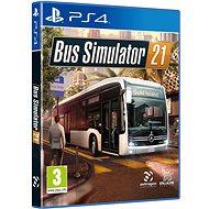 Bus Simulator 21 - Day One Edition - PS4 - Konzol játék