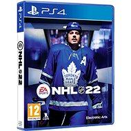 NHL 22 - PS4 - Konzol játék