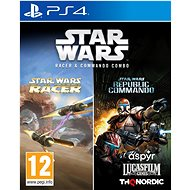 Star Wars Racer and Commando Combo - PS4