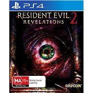 Resident Evil: Revelations 2 - PS4 - Konzoljáték