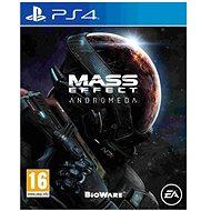 Mass Effect Andromeda - PS4 - Konzoljáték