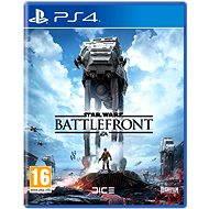 PS4 - Star Wars: Battlefront - Konzoljáték
