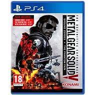 Metal Gear Solid 5: The Phantom Pain Definitive Experience - PS4 - Konzol játék