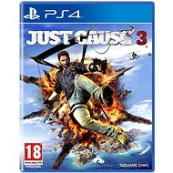 PS4 - Just Cause 3 - Konzol játék