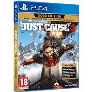 Just Cause 3 Gold - PS4 - Konzol játék
