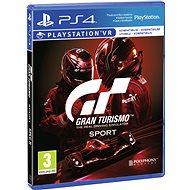 Gran Turismo Sport – Spec II - PS4 - Konzol játék