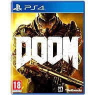 DOOM - PS4 D1 Edition - Konzoljáték