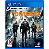 Tom Clancy's The Division - PS4 - Konzoljáték