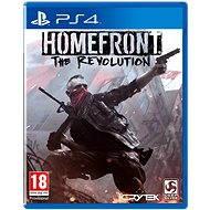 Homefront: The Revolution D1 Edition - PS4 - Konzoljáték