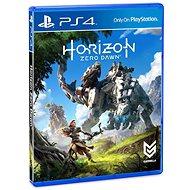PS4 - Horizon: Zero Dawn - Konzoljáték