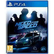 Need for Speed - PS4 - Konzol játék