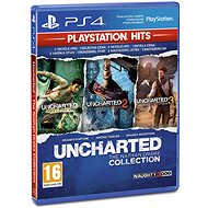 Uncharted: A Nathan Drake Collection GB PS4 - Konzoljáték