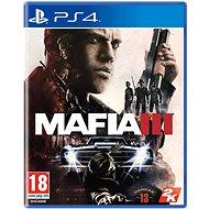 Mafia III - PS4 - Konzol játék