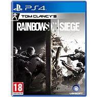 Tom Clancys: Rainbow Six: Siege - PS4 - Konzol játék