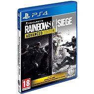 Tom Clancys: Rainbow Six: Siege Advanced Edition - PS4 - Konzol játék