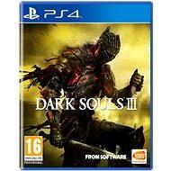 Dark Souls III - PS4 - Konzol játék