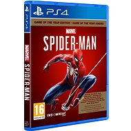 Marvels Spider-Man GOTY - PS4 - Konzoljáték