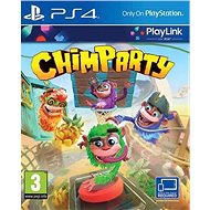 Chimparty - PS4 - Konzoljáték
