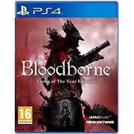 Bloodborne GOTY Edition - PS4 - Konzoljáték