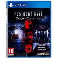 Resident Evil Origins Collection - PS4 - Konzoljáték