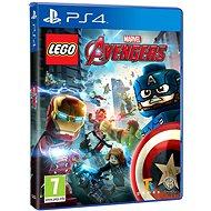 LEGO Marvel Avengers - PS4 - Konzoljáték