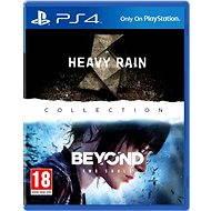 Heavy Rain & Beyond Two Souls Collection - PS4 - Konzol játék