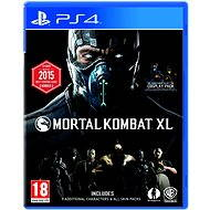PS4 - Mortal Kombat XL - Konzoljáték